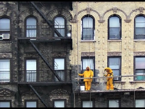amazing building pressure washin - Amazing Building Pressure Washing Compilation