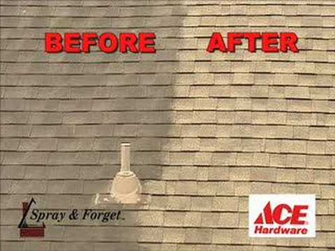 diy roof cleaning - DIY - Roof Cleaning