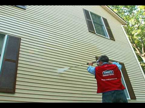 how to power wash your house - How To Power Wash Your House